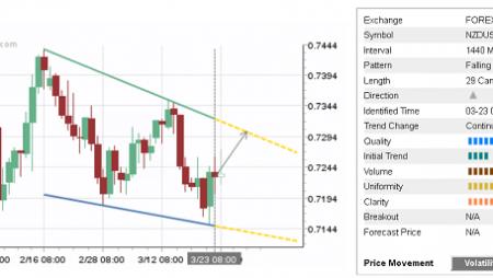Daily Forex Update: NZD/USD