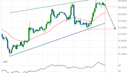 Light Sweet Crude Oil MARCH 2019 Target Level: 53.3700