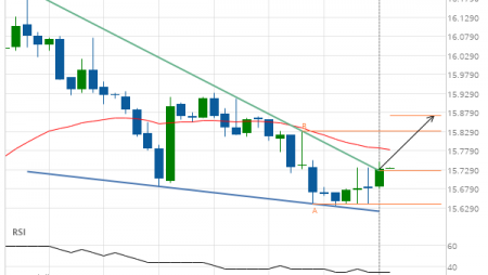 Silver March 2019 Target Level: 15.8709