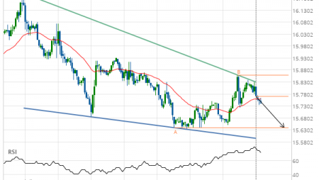 Silver March 2019 Target Level: 15.6400
