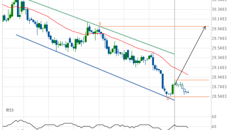 Soybean Oil MAY 2019 Target Level: 30.0000