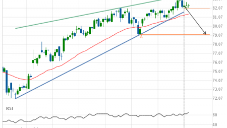 Merck & Co. Inc. (MRK) down to 79.17