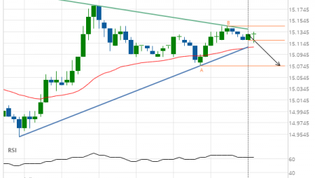Silver MAY 2019 Target Level: 15.0750