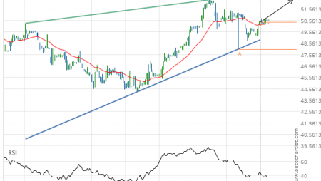 Exxon Mobil Corp. (XOM) up to 52.36